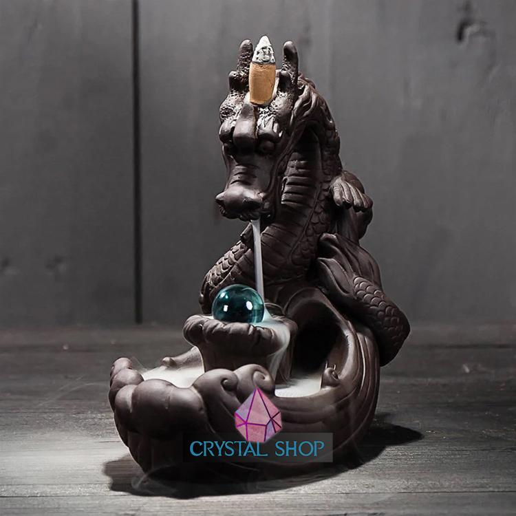 incense burner statue