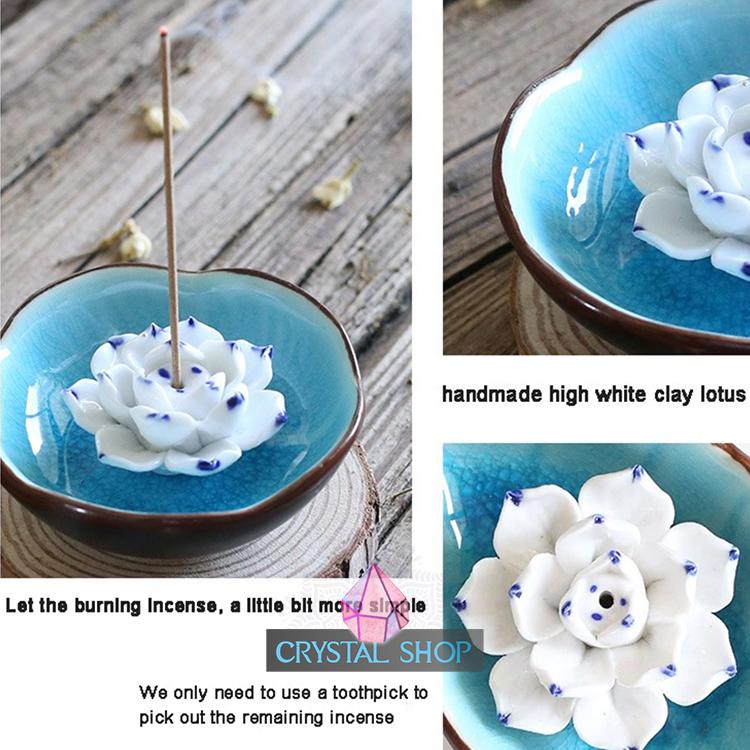 lotus incense burner 1