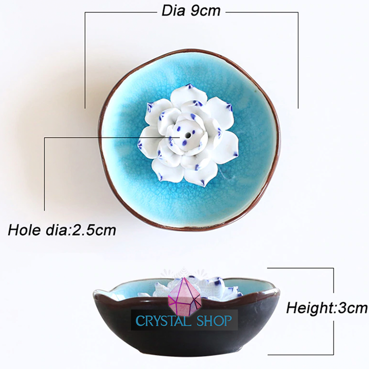 lotus incense burner 2