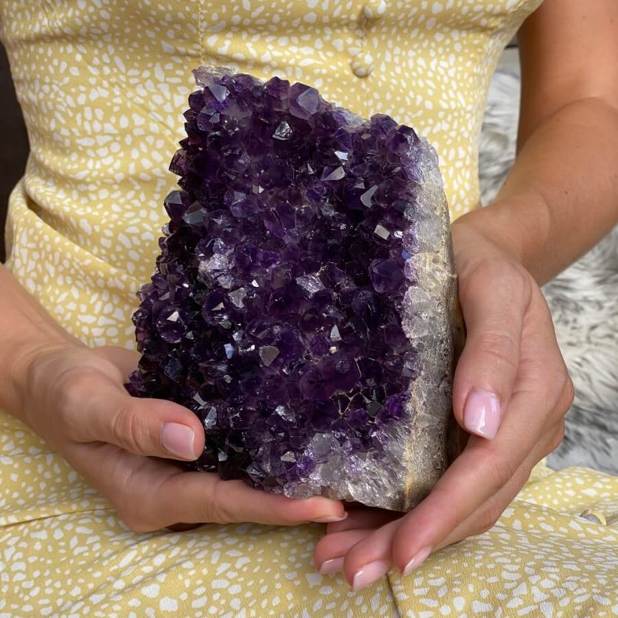 amethyst crystal for sale