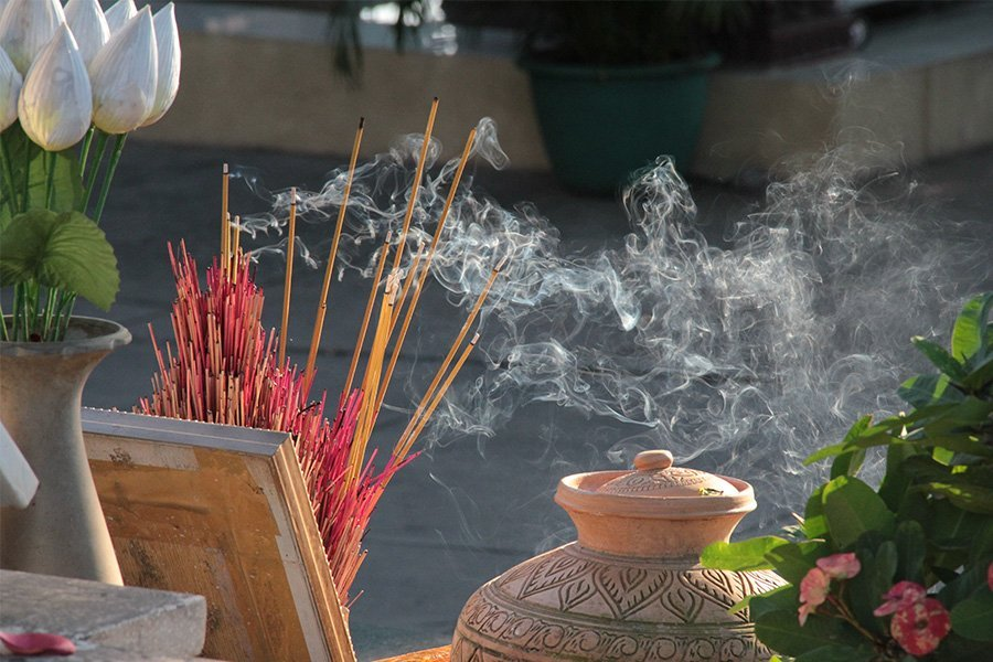 Incense Sticks Health Benefits