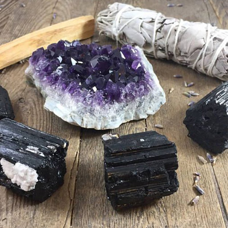 how to cleanse amethyst 11