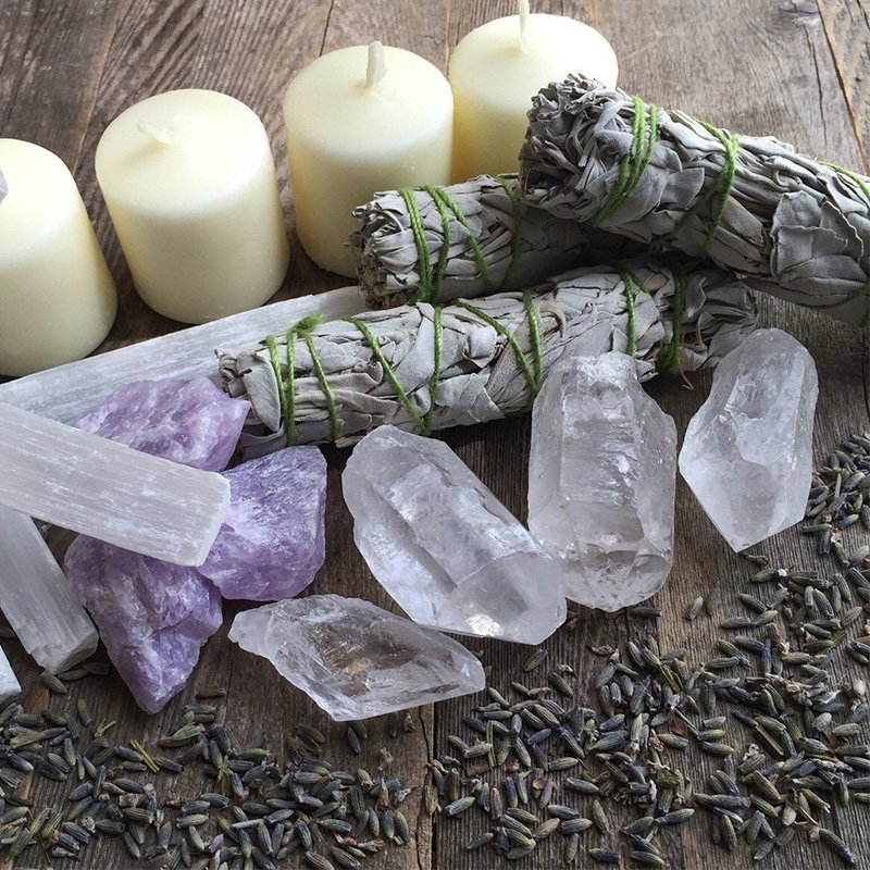 how to cleanse amethyst 14