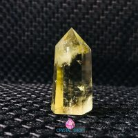 citrine crystal wand