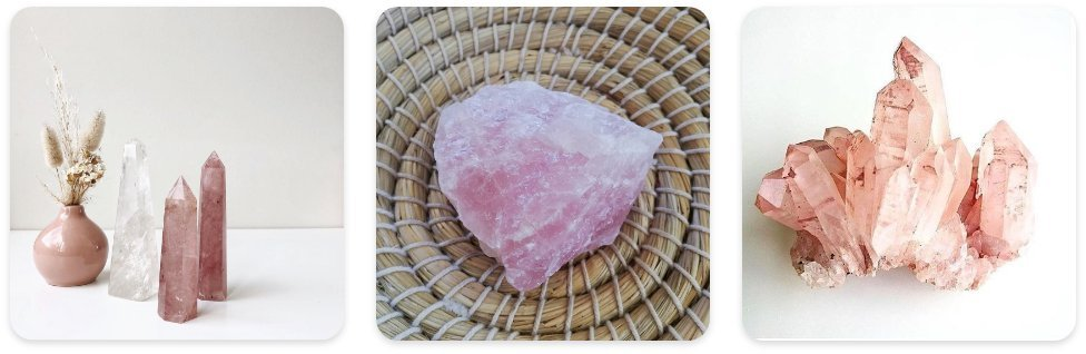 roze quartz meaning