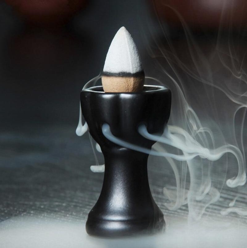 egg incense burner 1