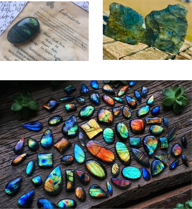 labradorite benefits