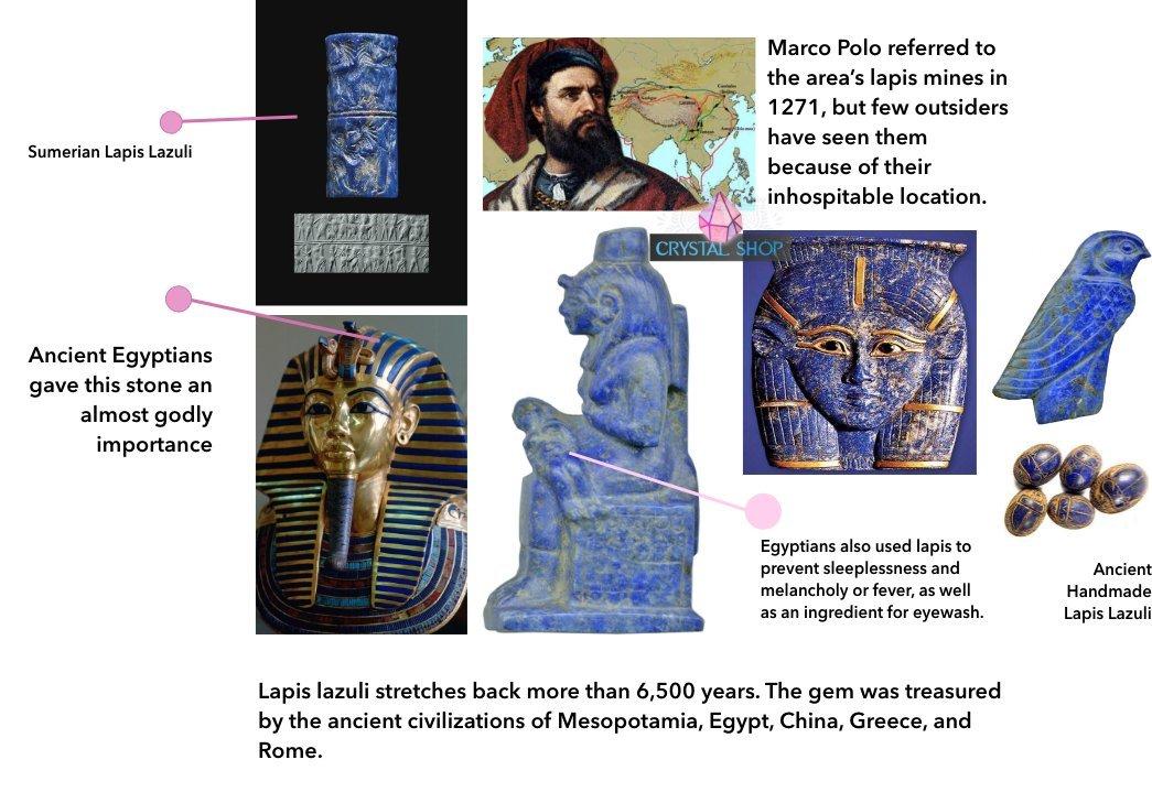 lapis Lazuli stone meaning