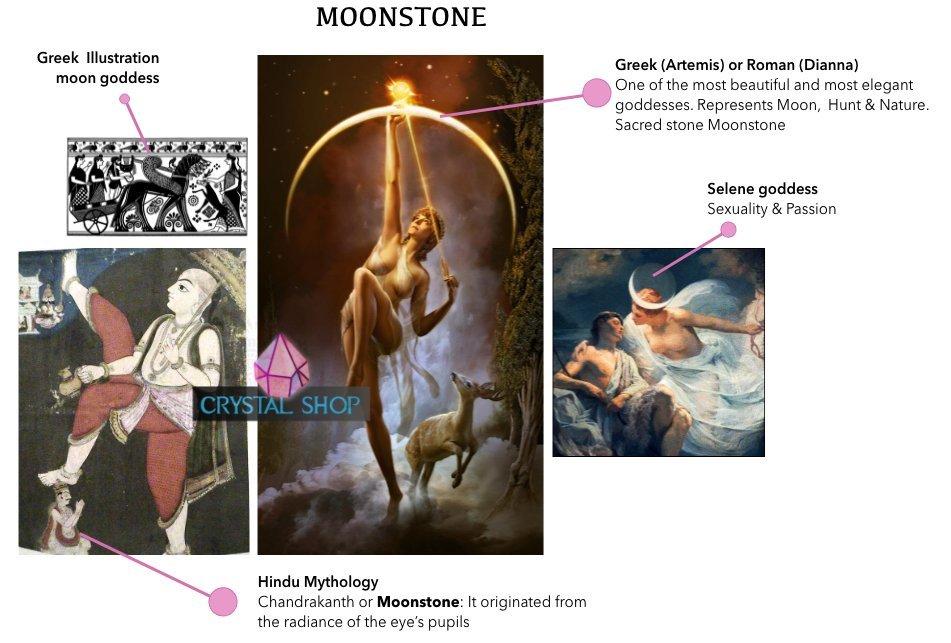 moonstone mythology