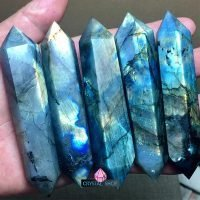 Labradorite Double Point