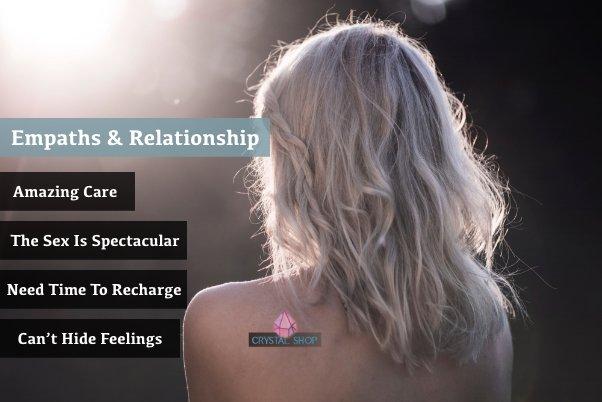 empath relationships