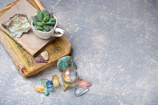 healing crystal citrine