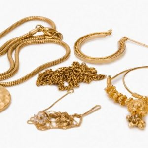 Gold Necklace for Women