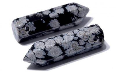 Snowflake Obsidian Properties