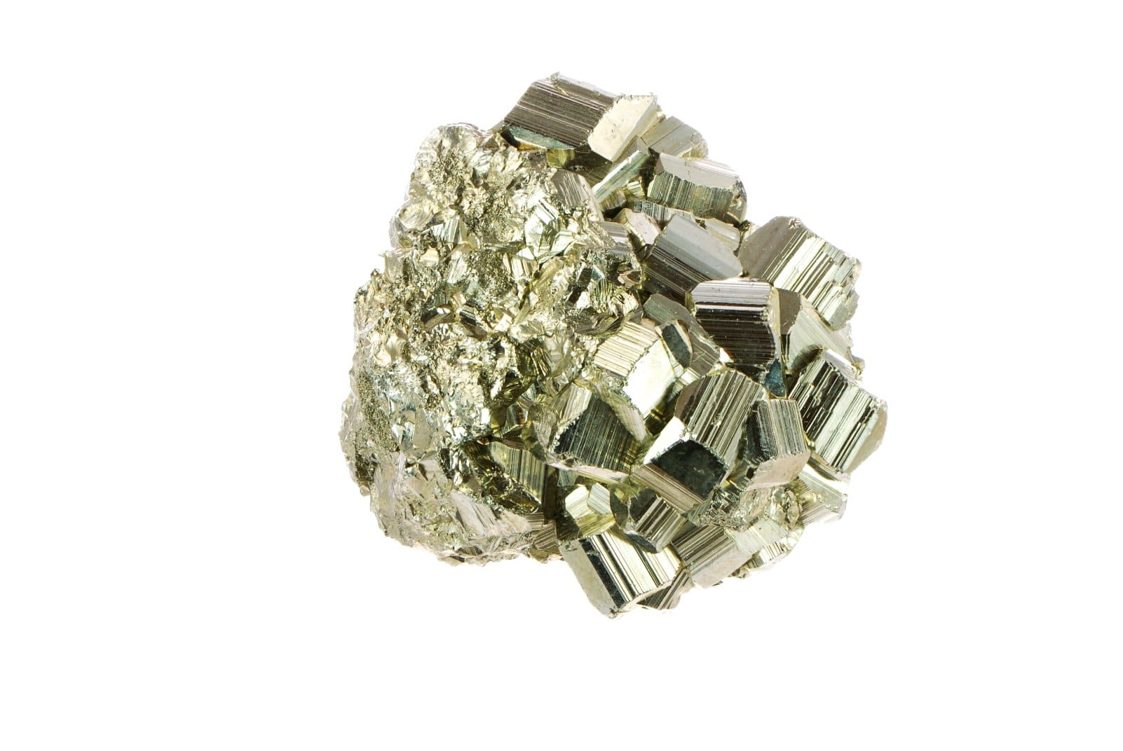 pyrite crystals for money