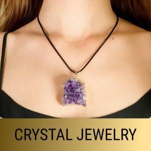 Healing Crystal Jewelry