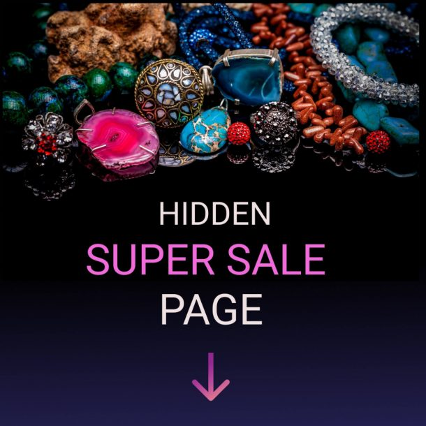 Crystals on Sale