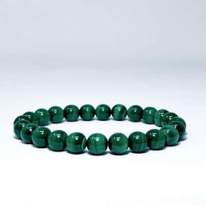 malachite bracelet green