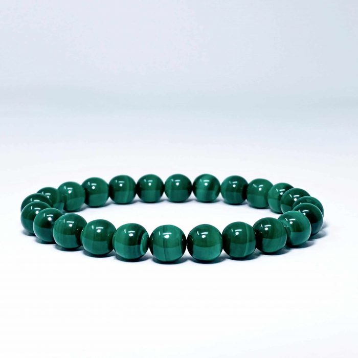 malachite bracelet green