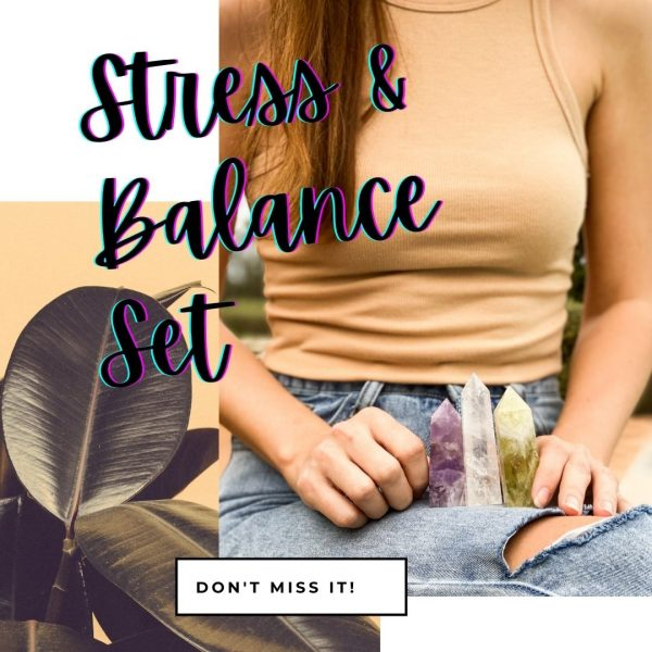 stress balance crystals