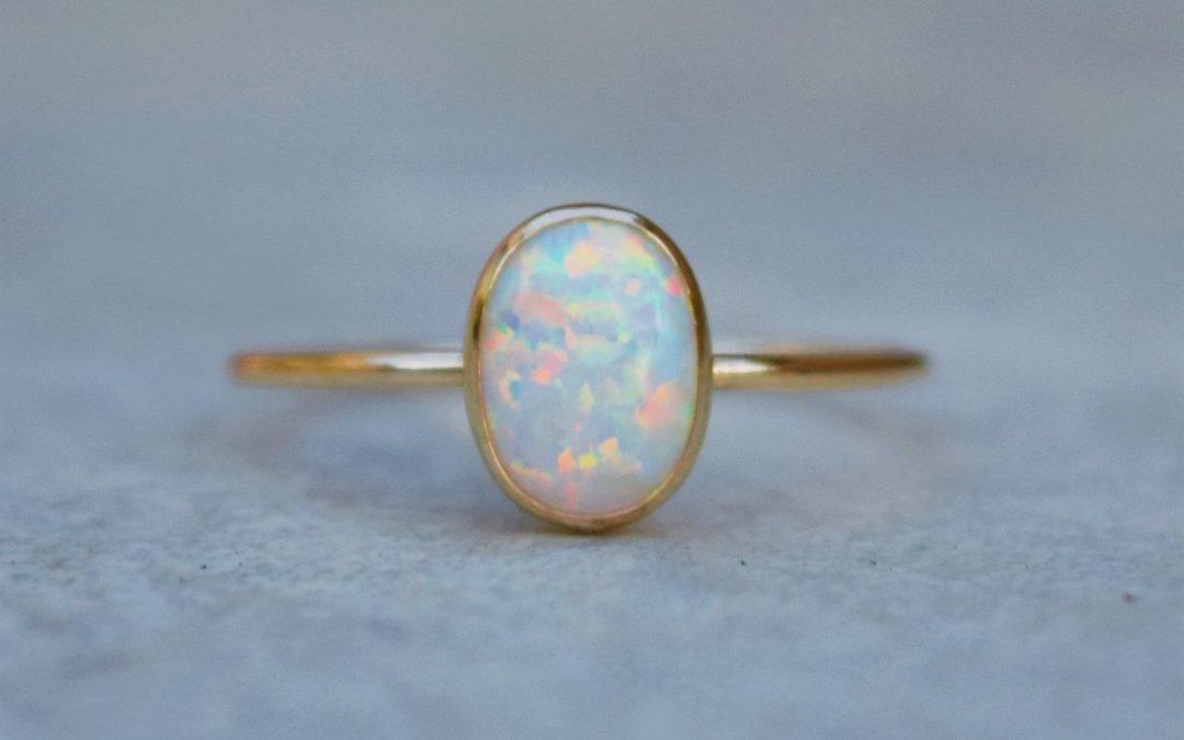 Opal Rings for Women